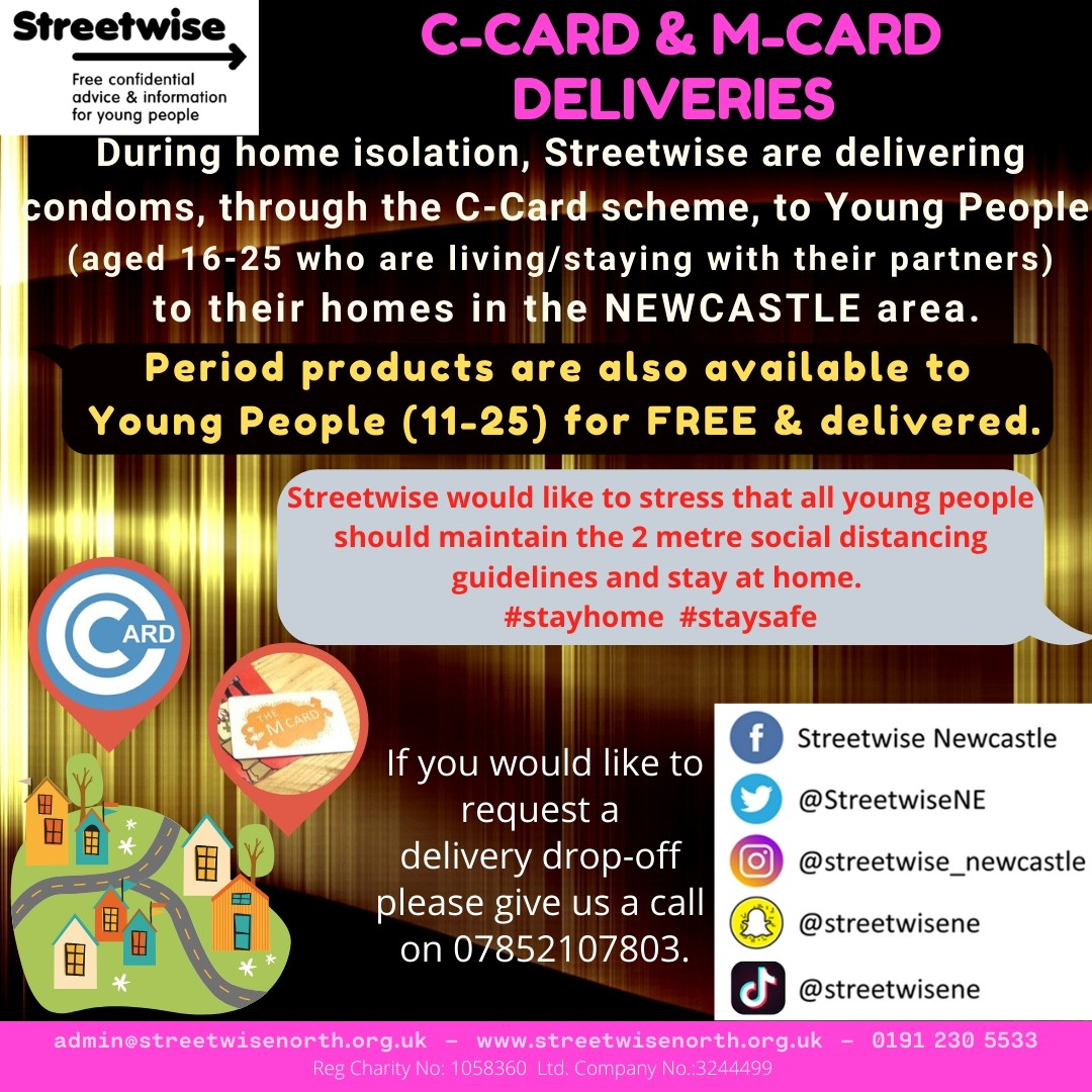 C-Card and M-Card Deliveries
